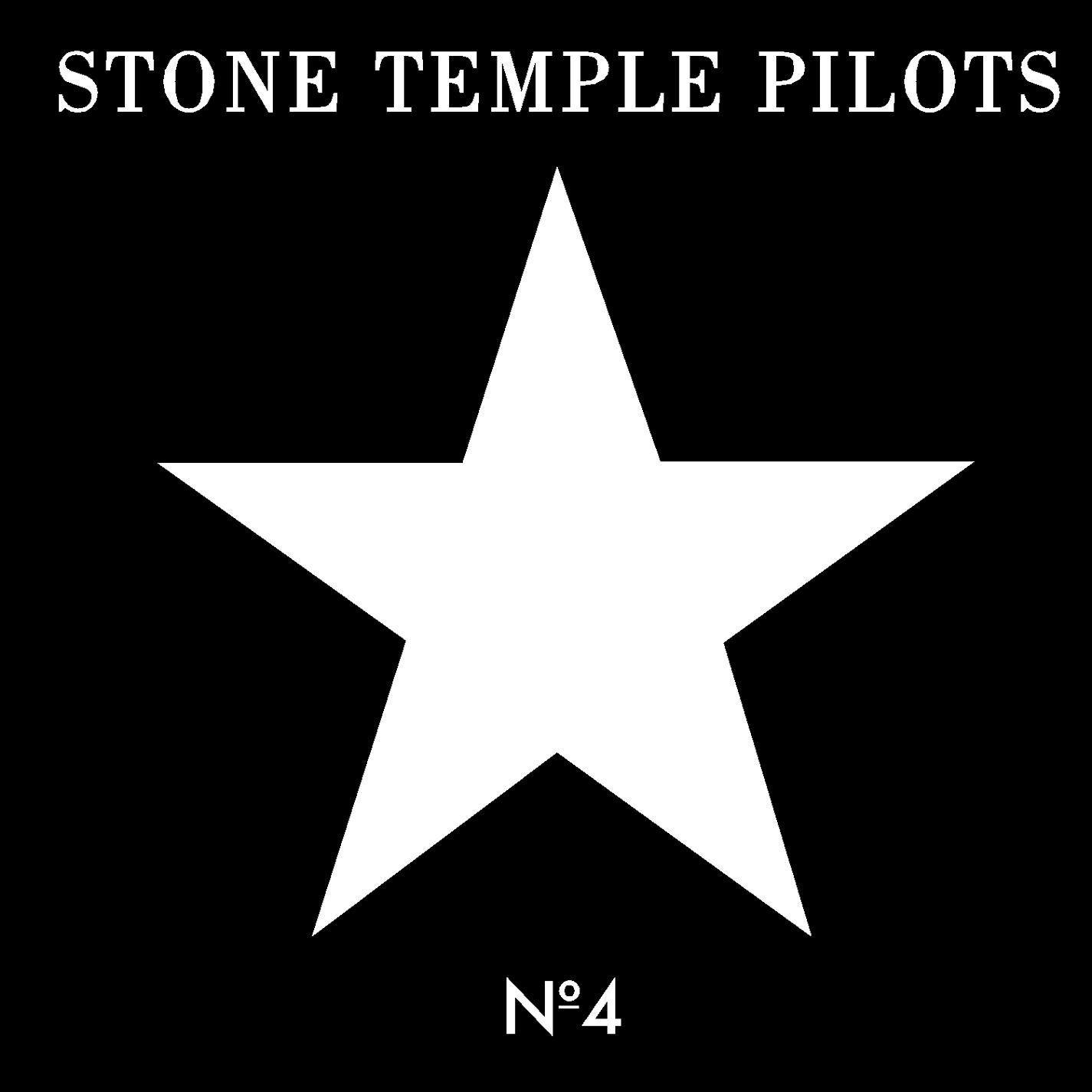 Stone Temple Pilots No 4 album cover