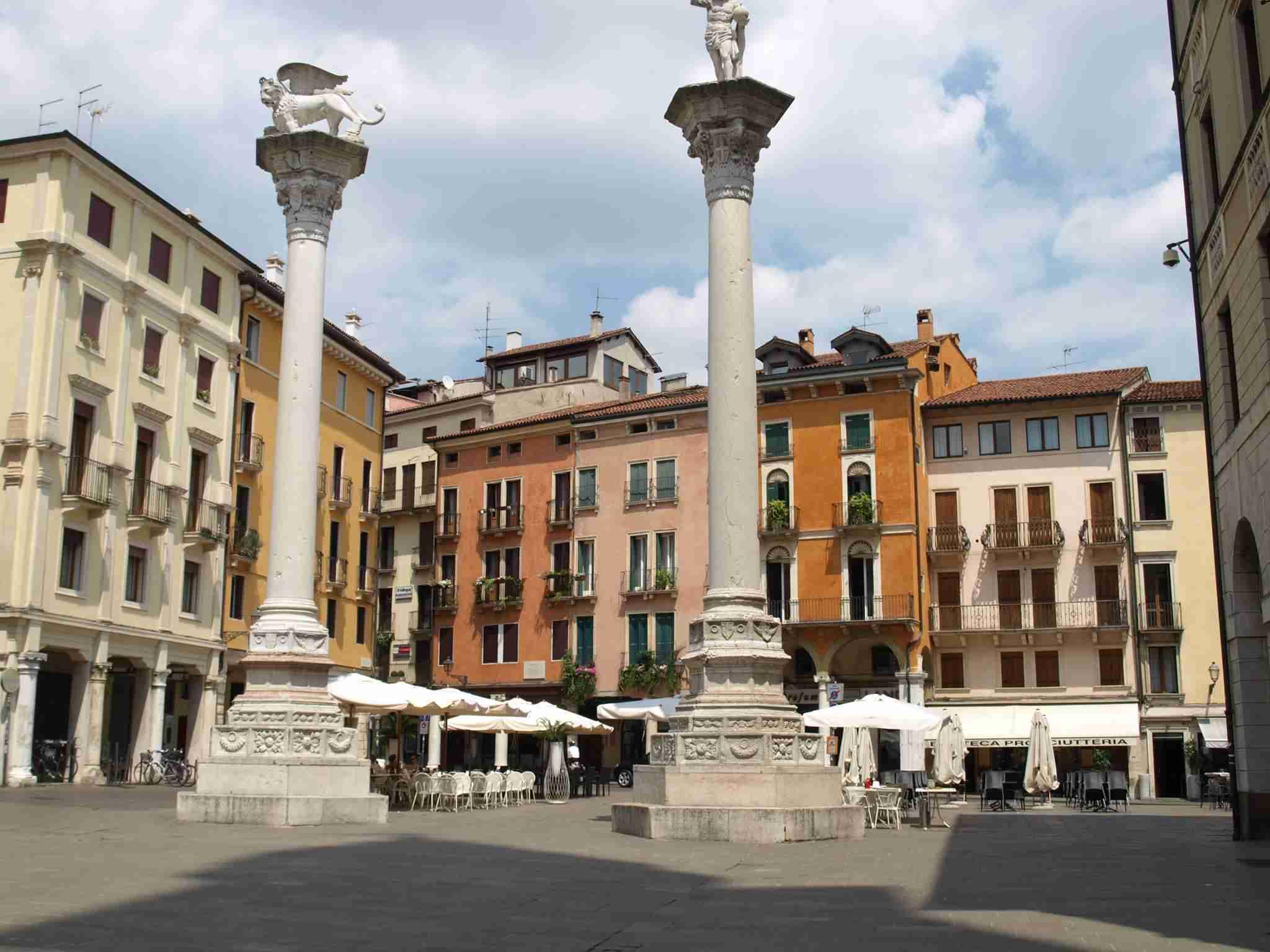 Italy near Vicenza Army Base