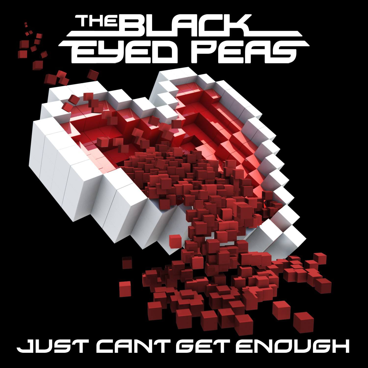 Black Eyed Peas Just Can't Get Enough cover