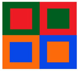 Simultaneous Color Contrast