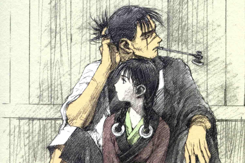 Blade of the Immortal Anime and Manga