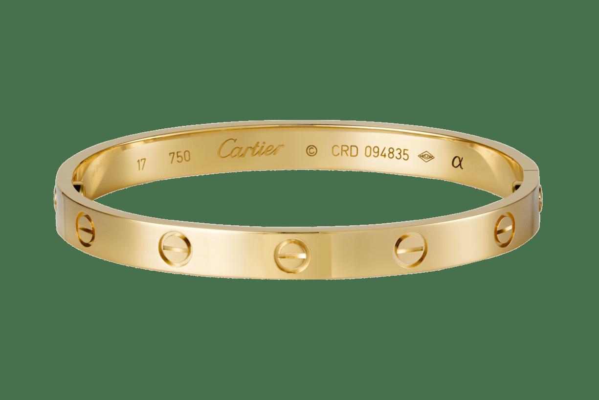 f91571e04 About the Cartier Love Bracelet