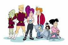 Futurama Cast Picture