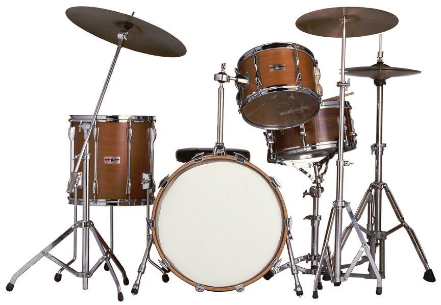 Drum Set Jazz Instrument