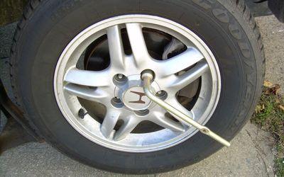 Wheel Lug Nut Tightening Order by Bolt Pattern