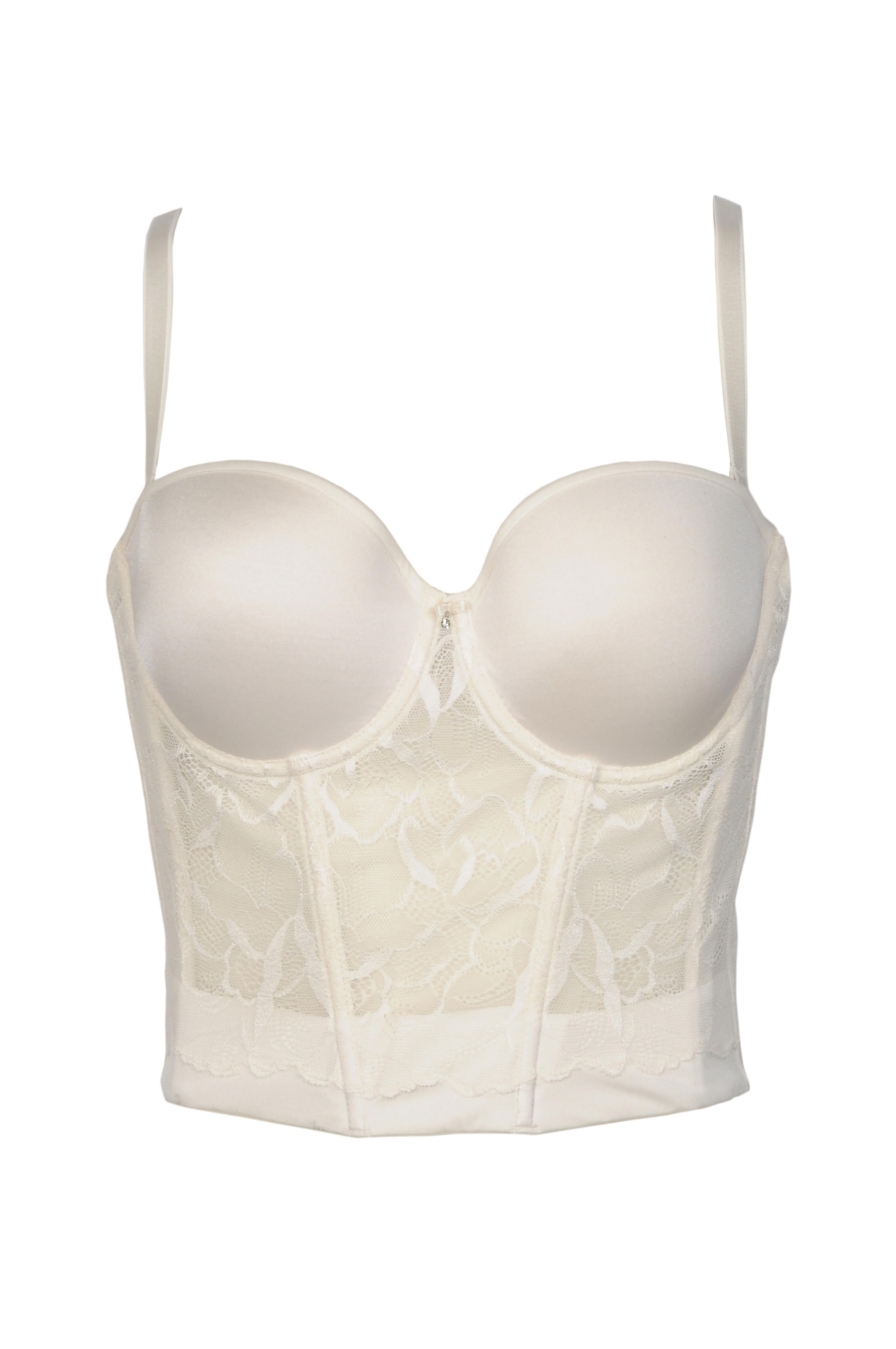 dd85bf9a7b Longline Bras for Brides to Wear Under Your Wedding Gown