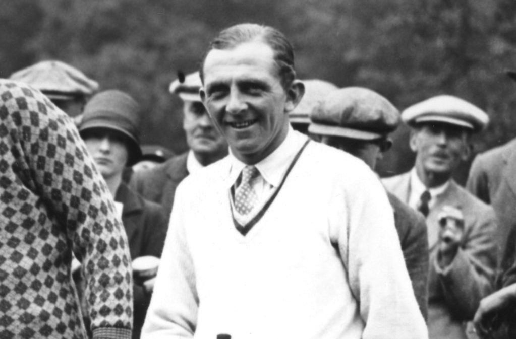 Cyril Walker in 1926