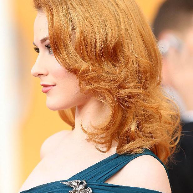 Actress Evan Rachel Wood arrives at the 15th Annual Screen Actors Guild Awards on January 25, 2009