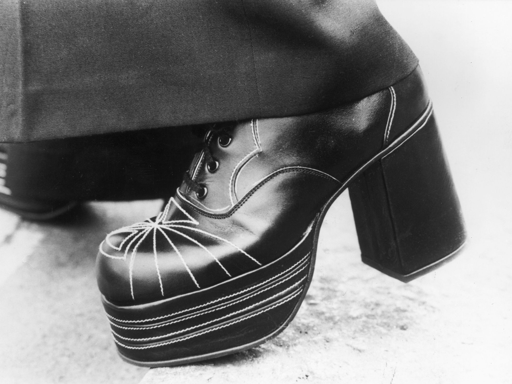 Shoes We Dug In The Seventies Top Styles And Trends