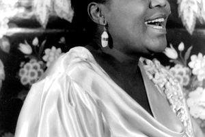 Bessie Smith, 1930
