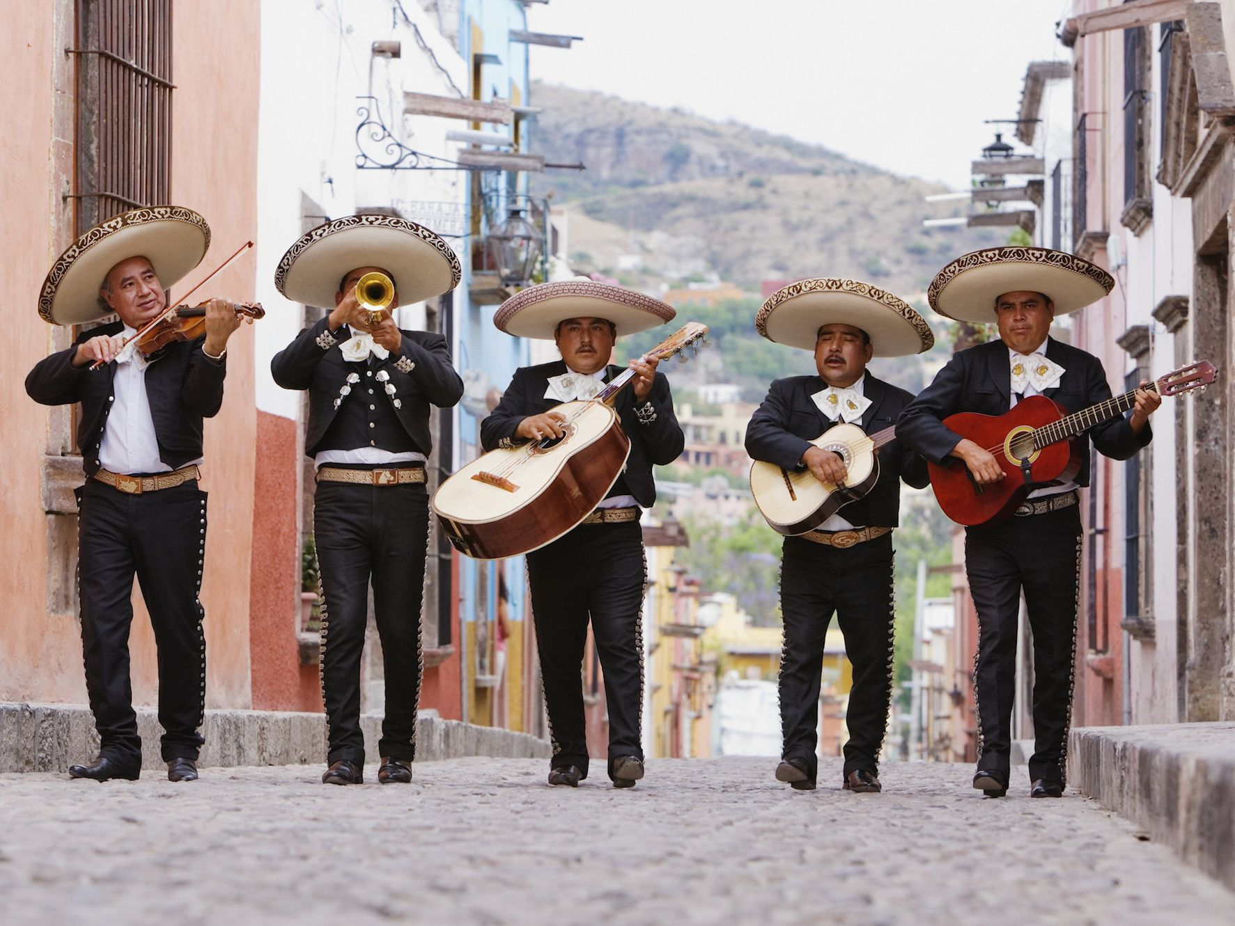 The History of Mexican Music Styles