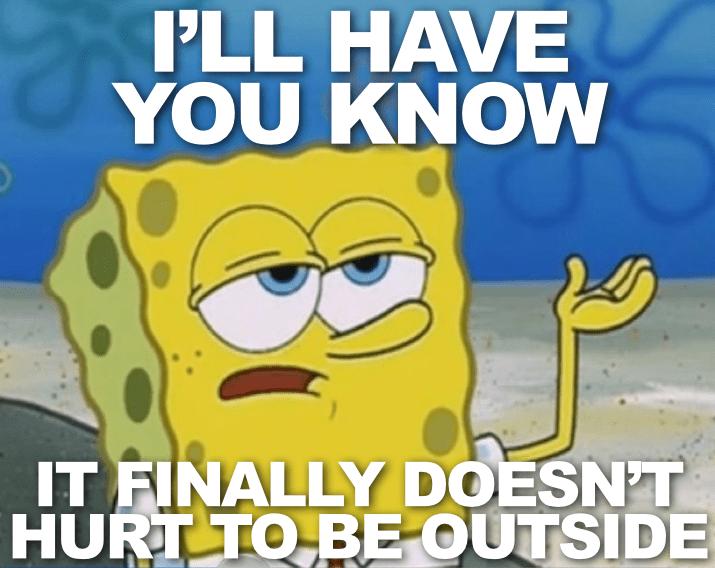 Spongebob meme