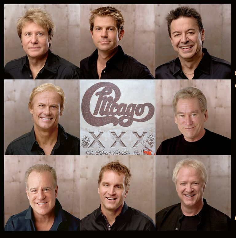 A look at the band Chicago