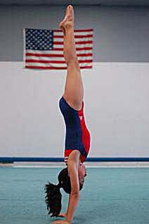 How to Do a Handstand -- Perfect Your Handstand
