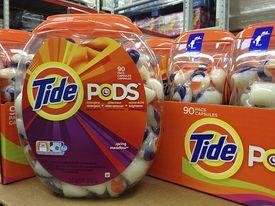 Tide Pods Laundry Detergent Capsules