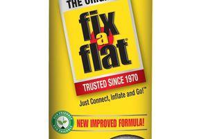Fix-a-Flat tire sealer