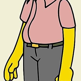 Squeaky-Voiced Teen - The Simpsons