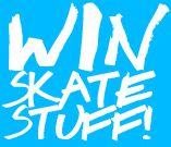 Twitter Win Skate Stuff