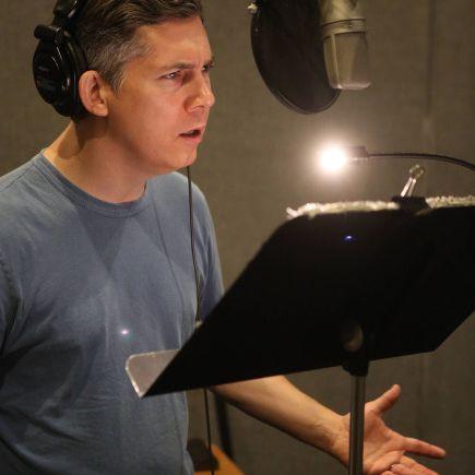 Chris Parnell for 'Archer'