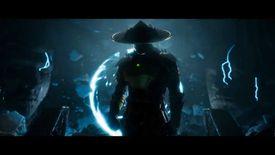 Raiden in Mortal Kombat 11 on PlayStation 4.