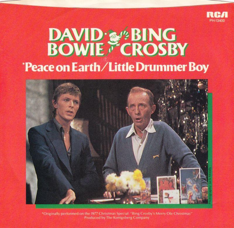 David Bowie and Bing Crosby - Little Drummer Boy