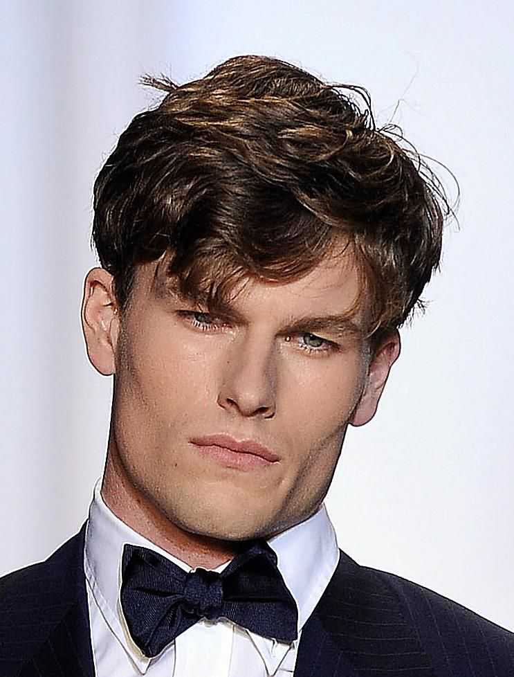 Long On Top Hairstyles For Men Photos