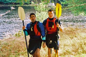 Kayakers Show Off Their Gear