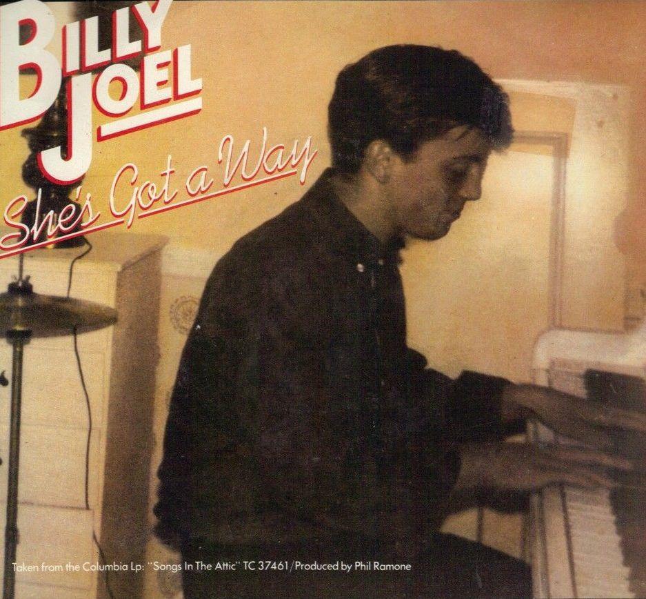 Billy Joel She's Got a Way