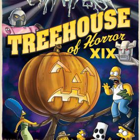 The Simpsons Treehouse of Horror XIX