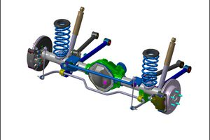 Pickup Truck Suspension Systems