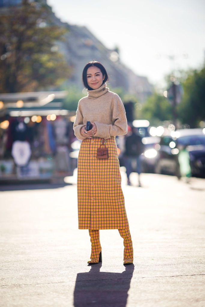 84147ee2c45 20 Cute Sweater Outfits to Get You Through the Winter