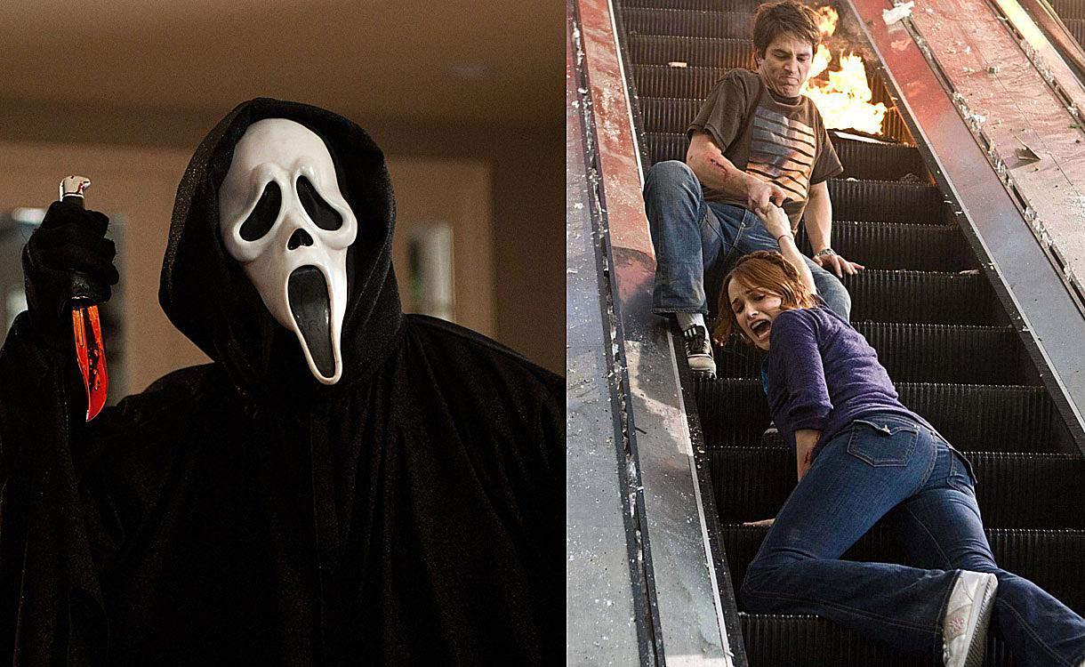 Horror Movie Crossovers: Scream vs. Final Destination