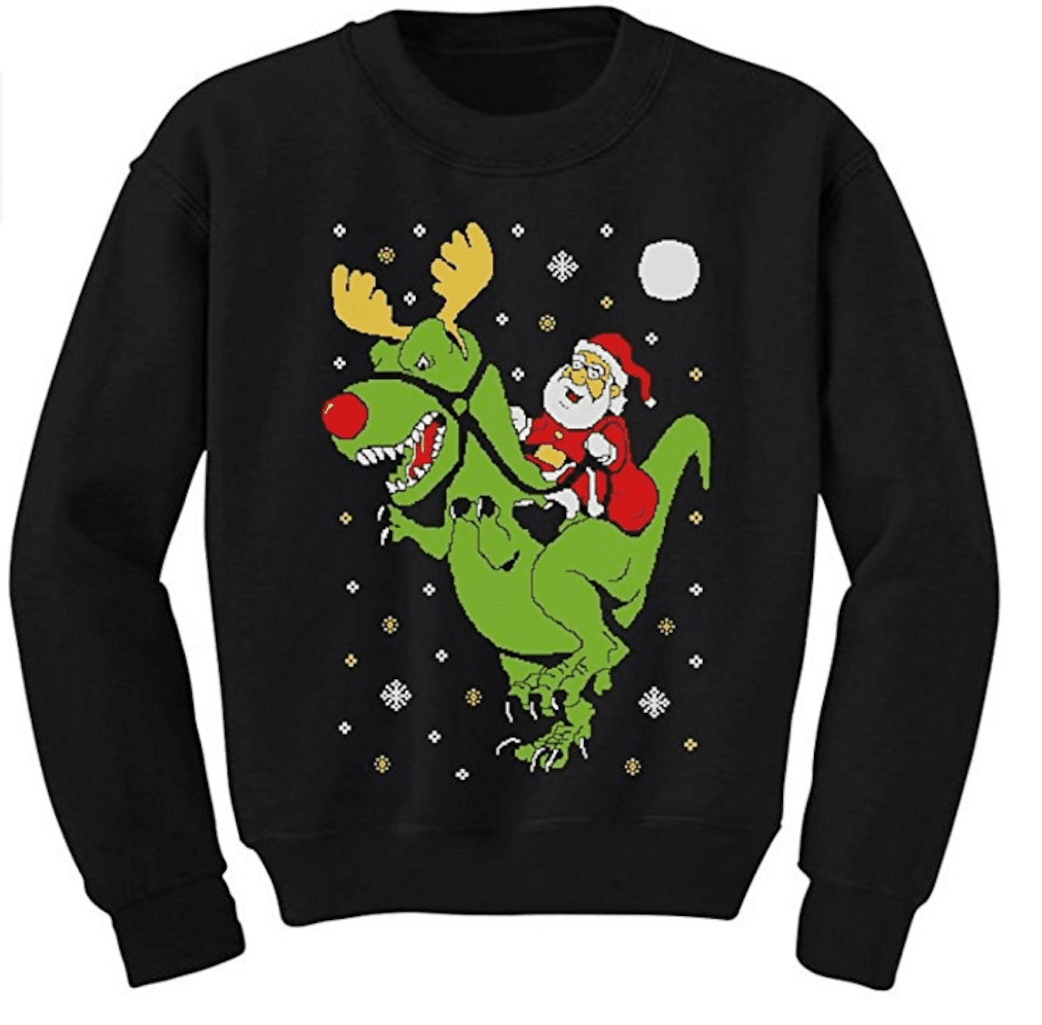 Ugly christmas sweater gingerbread man. Cutest sweaters for