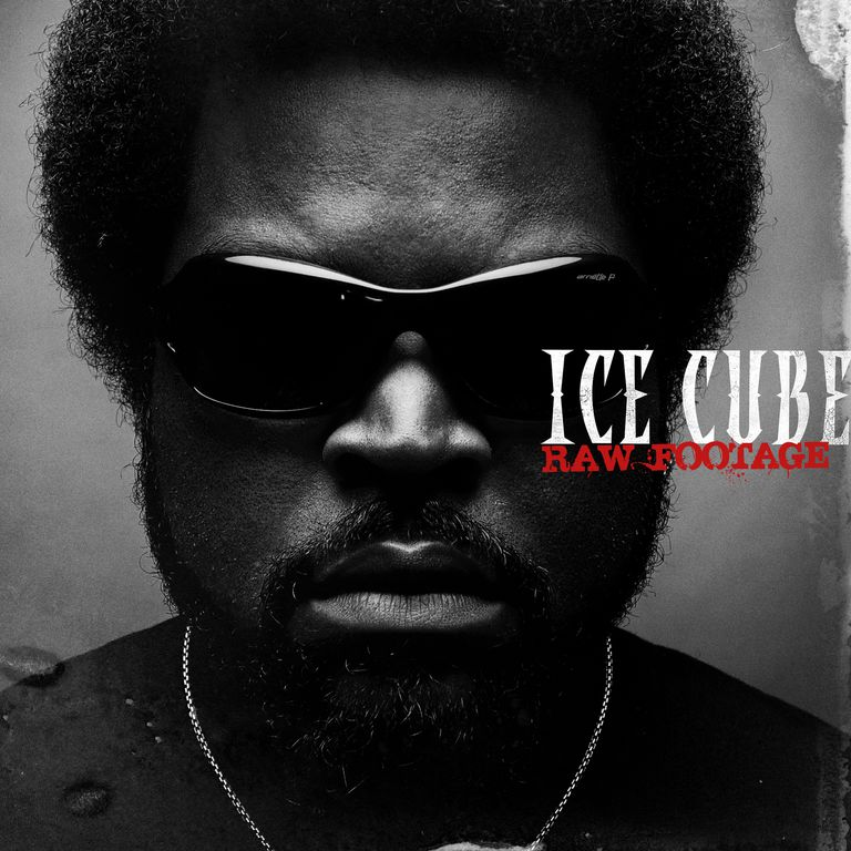 Ice Cube Raw Footage