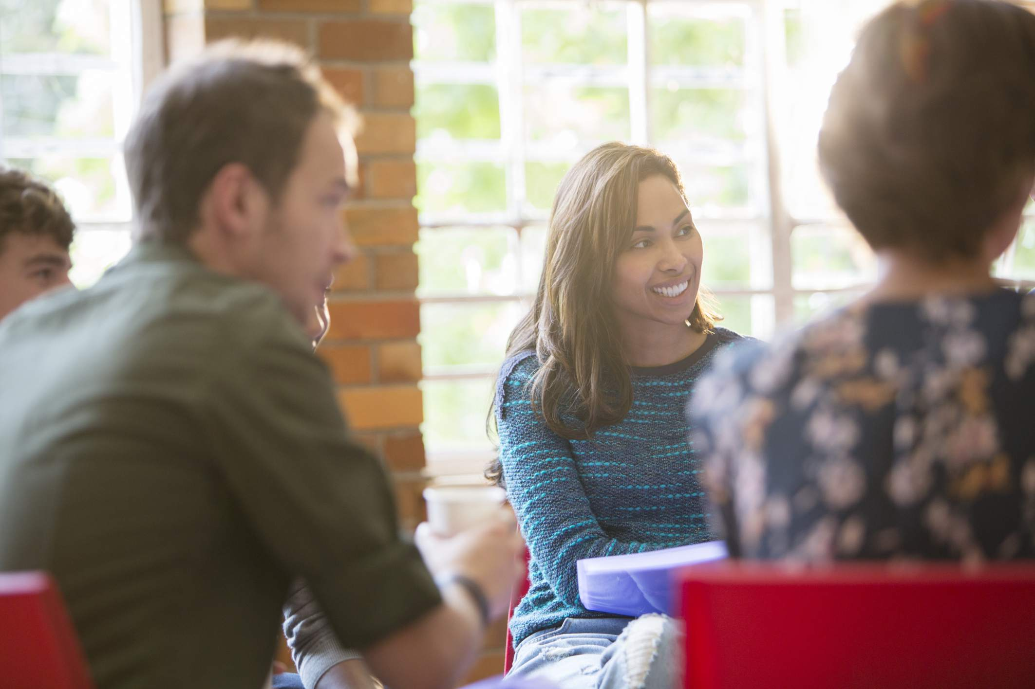Meet Single Parents at Support Group