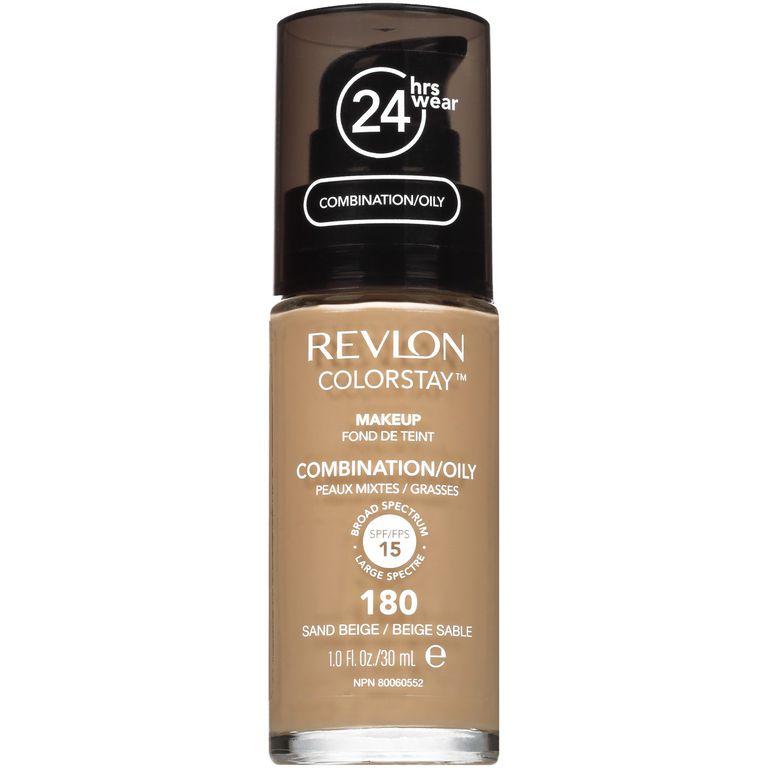 Revlon ColorStay Makeup with SoftFlex for Combination/Oily Skin - Fair Shades - 1 fl oz