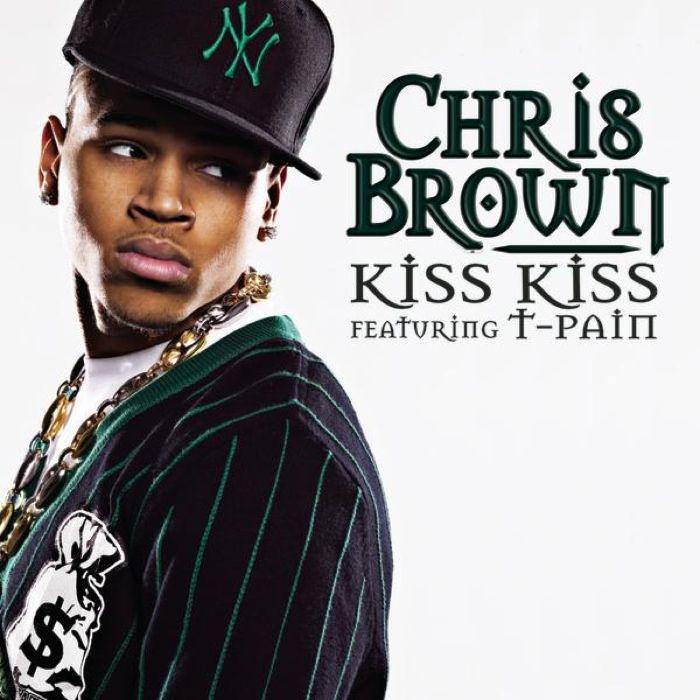 Chris Brown Kiss Kiss