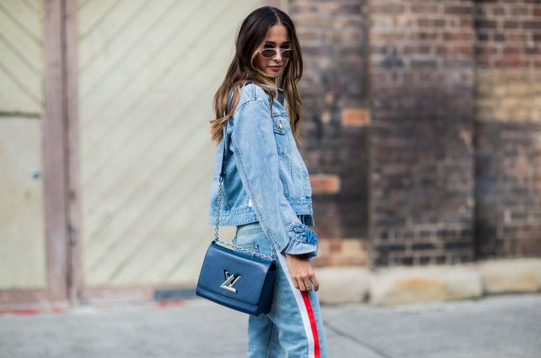 f7c549f1edc 10 Stylish Ways to Wear a Jean Jacket This Summer