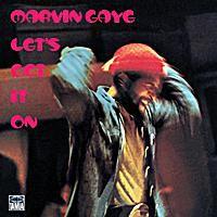 marvin gaye lets get it on album cover