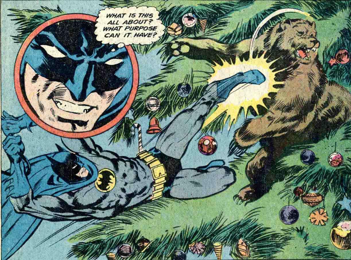 20 Best Batman Christmas Stories