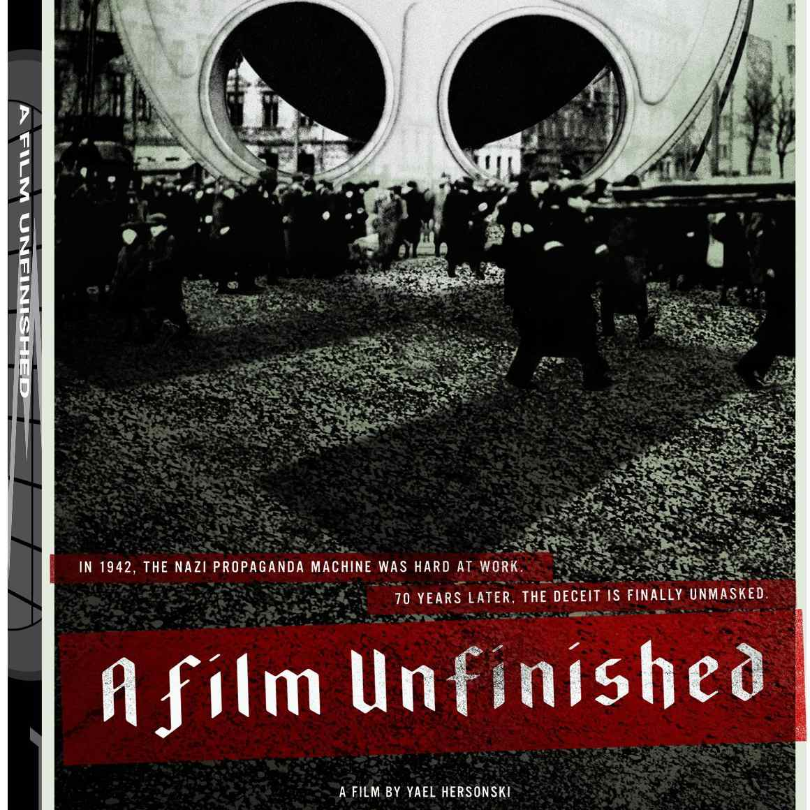 A Film Unfinished Cover