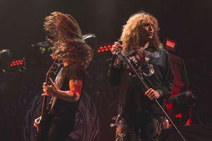 Whitesnake in concert