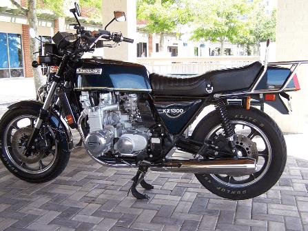 Kawasaki Z1300 Six Cylinder From Japan