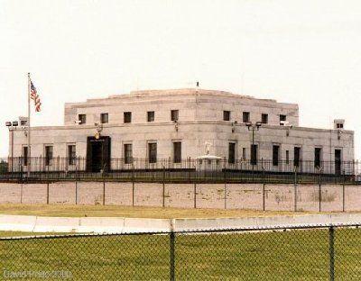 The Fort Knox Bullion Depository