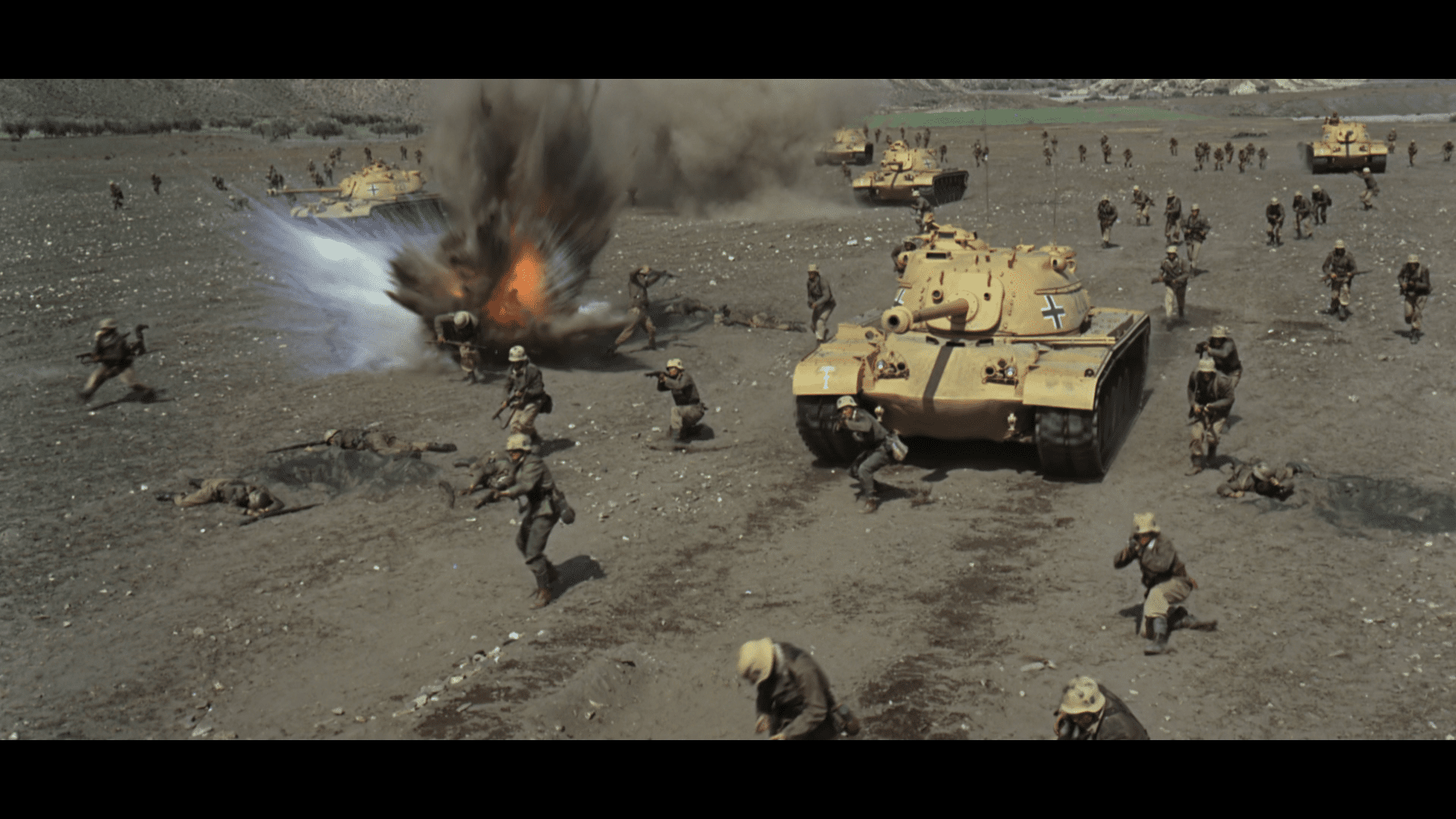 Best and Worst Tank Movies of All Time