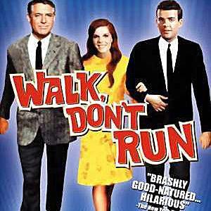 Walk, Don't Run cover