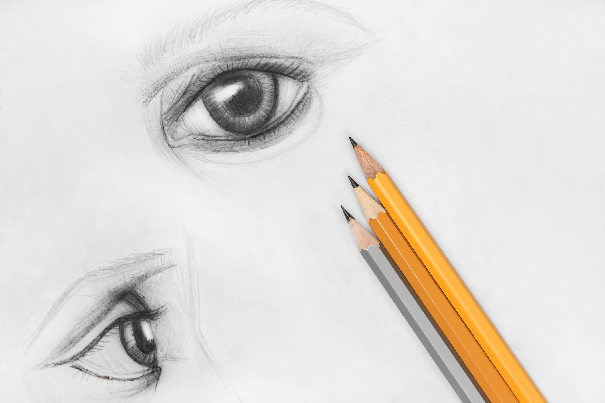 Sketching Tips How To Draw Expressive Eyes