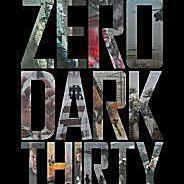 Theatrical Poster for Zero Dark Thirty