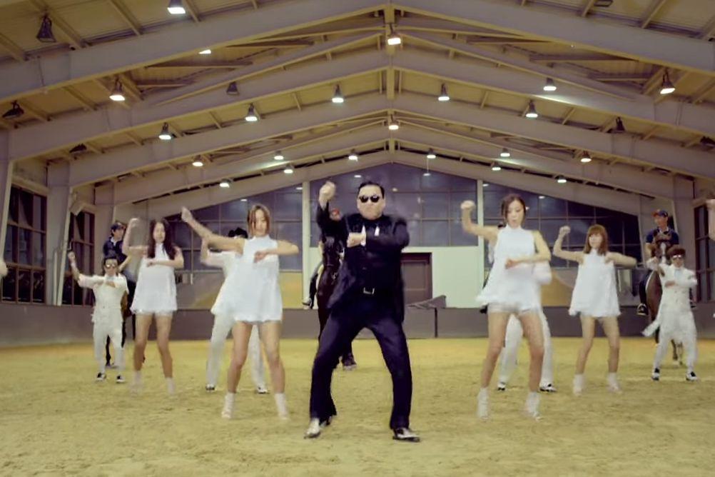 Gangnam Style video