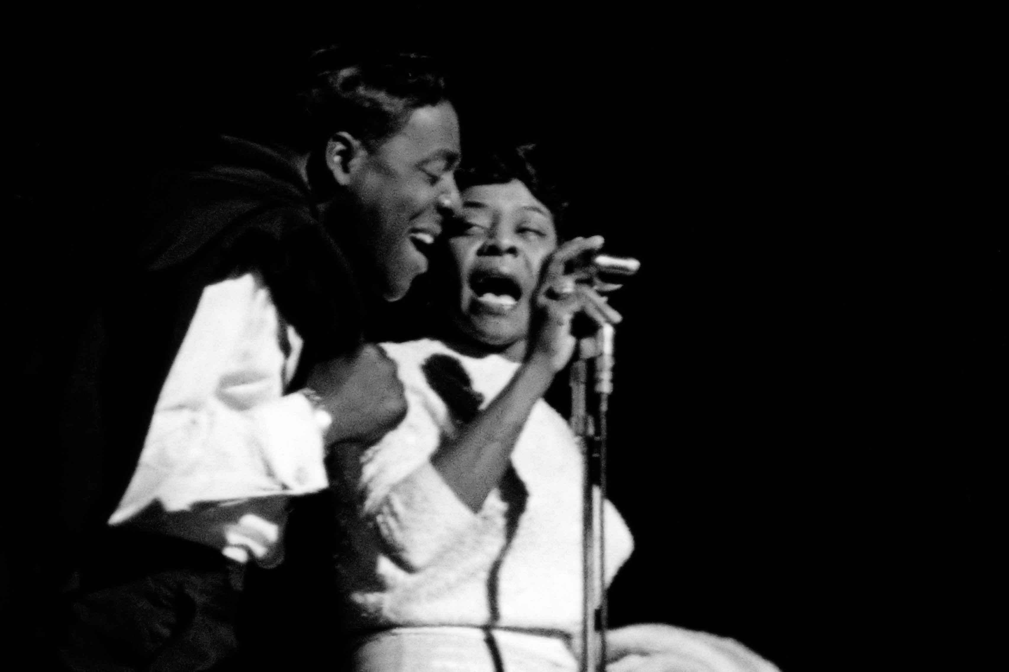 Brook Benton and Dinah Washington